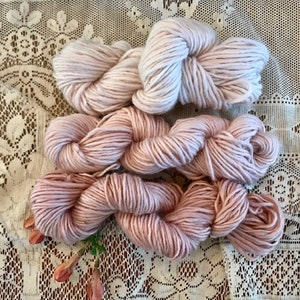 and Oxford Punch. Great for rug hooking Summer Punch: Hand dyed 2 or 3 ply wool yarn knitting