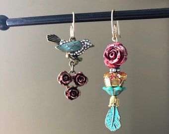 SPRING jewelry and cards