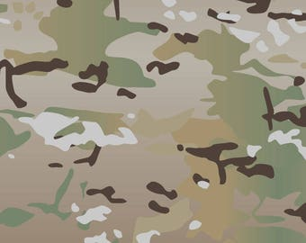 07ede9ee4d Original Multicam vector camouflage pattern for printing