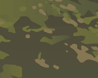 a3609b912af49 Original Multicam Tropic vector camouflage pattern for printing, scorpion,  army, uniform, print, texture, military camo, winter, snow, white