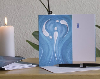 Greeting Card - Balance