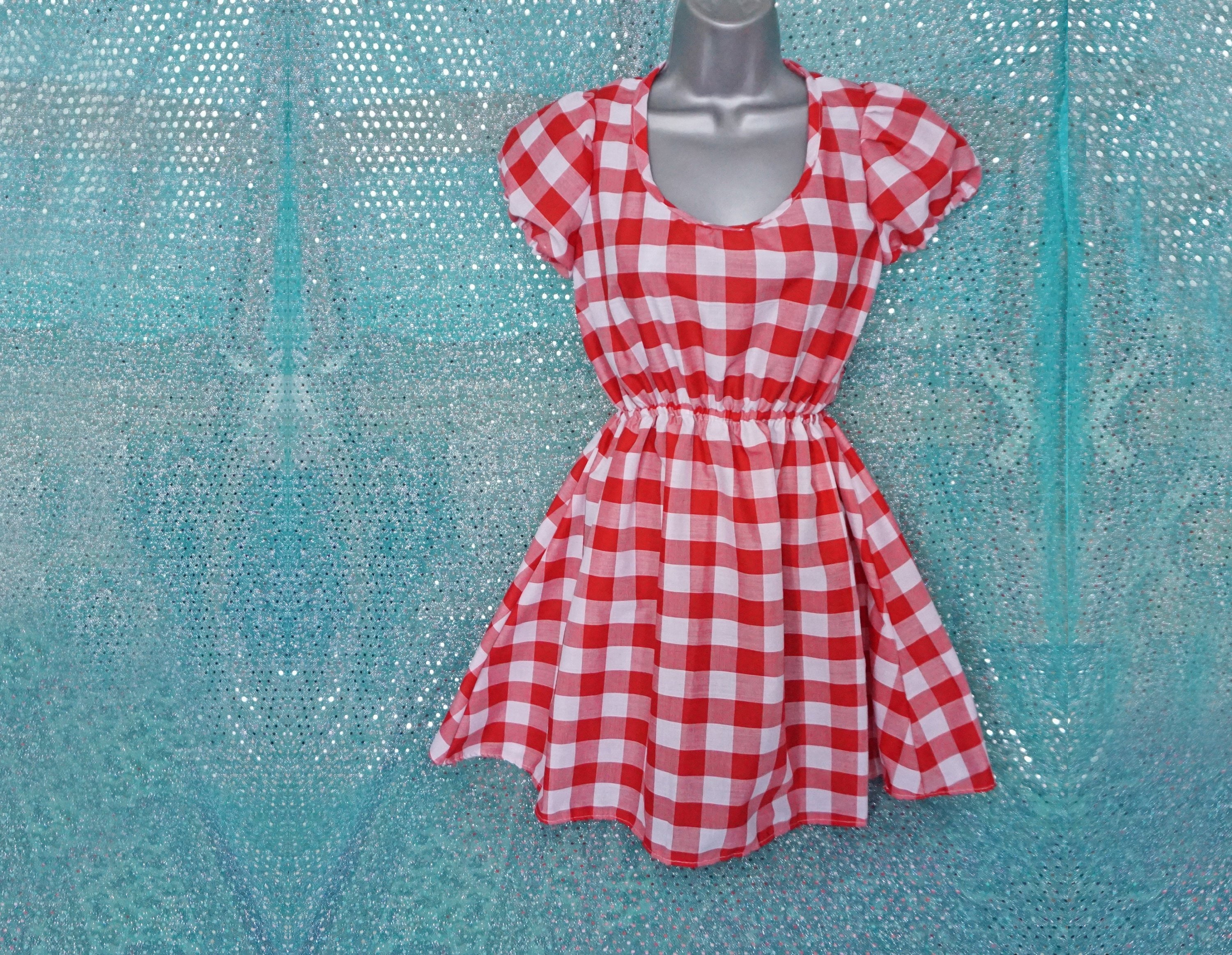 Adult baby doll dress
