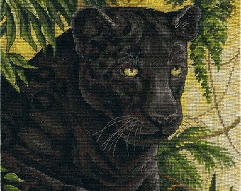 f5032fe46e889 Puma cross stitch | Etsy
