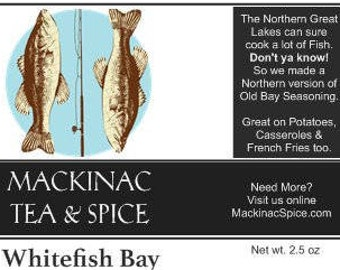 WHITEFISH BAY - Old Bay Spices UP North style