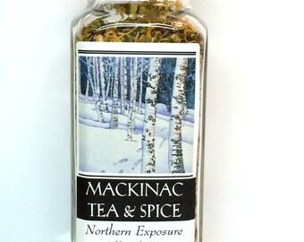 NORTHERN EXPOSURE- Cold and Flu brew/Immune Boosting Antioxidant Tea