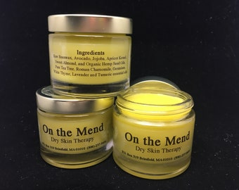 Bee Mindful Dry Skin Therapy, Eczema Care Salve, Extra Dry Skin Therapy, Bee Mindful Healing Salve, Beeswax Healing Salve, Eczema Care Salve
