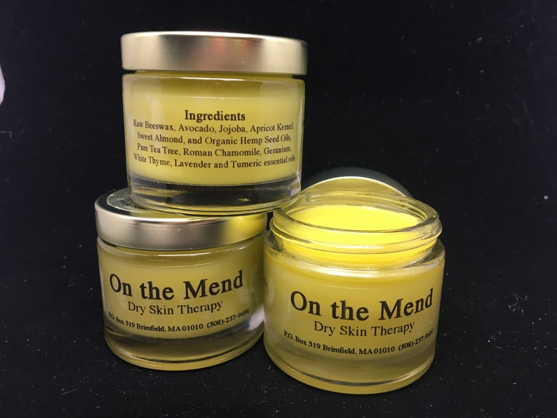 Bee Mindful Dry Skin Therapy Eczema Care Salve Extra Dry image 0
