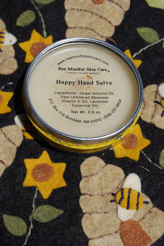 Beeswax Salve Hand SalveBeeswax Salve Hand Balm Hand image 0