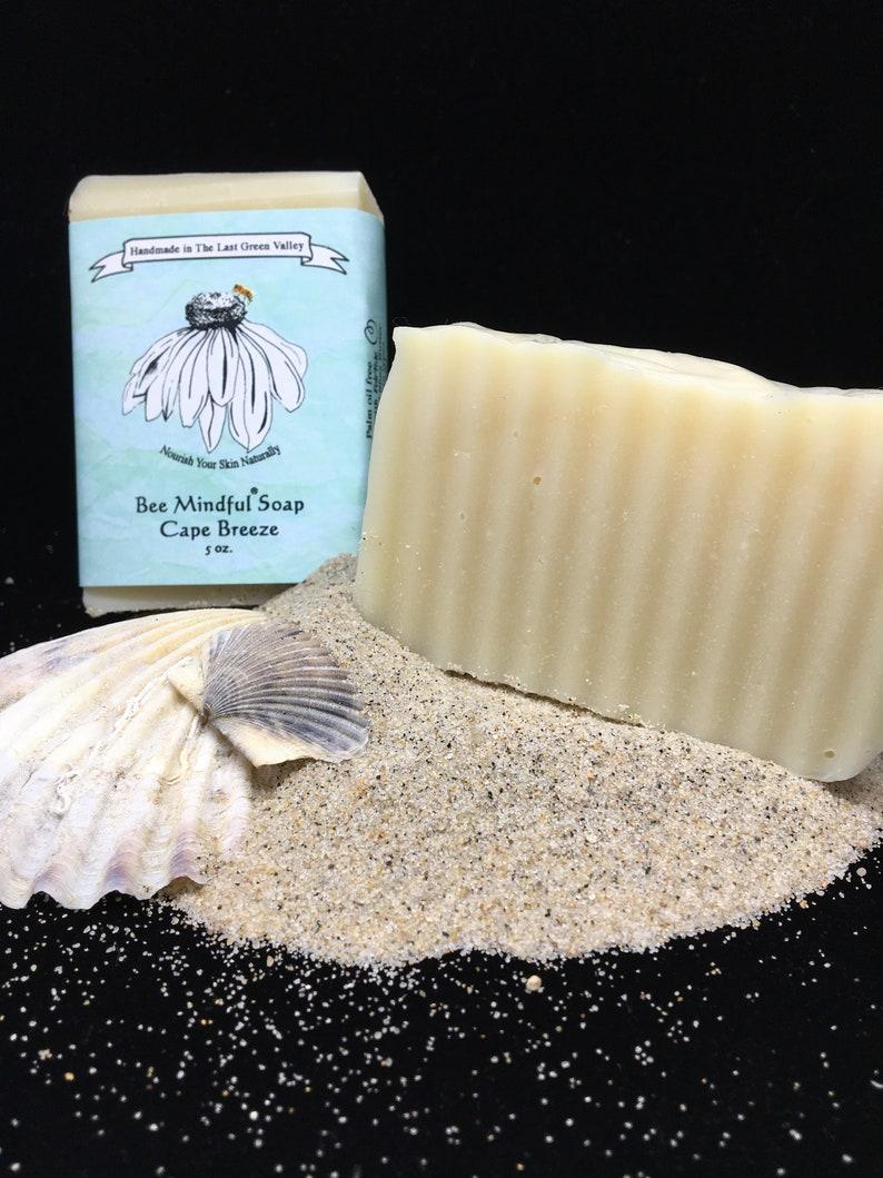 Cape Breeze Soap Ocean Breeze Soap Fresh Ocean Breeze Soap image 0