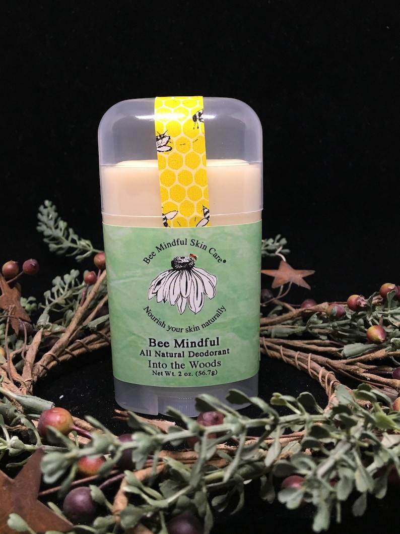 Bee Mindful Deodorant Paraben Free Deodorant Aluminum Free image 0
