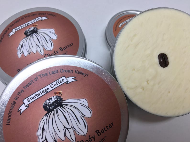 Bee Mindful Sturbridge Coffee Body Butter Coffee Body Butter image 0