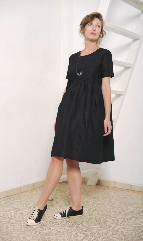 f7117644bb Ubranie czarno-biały Dress czarny Dress Dress sukienki damskie