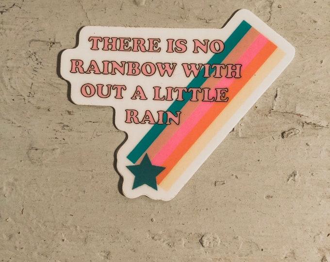 Little rain sticker