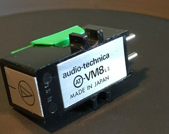 Audio technica at333e audiophile cartridge original and new
