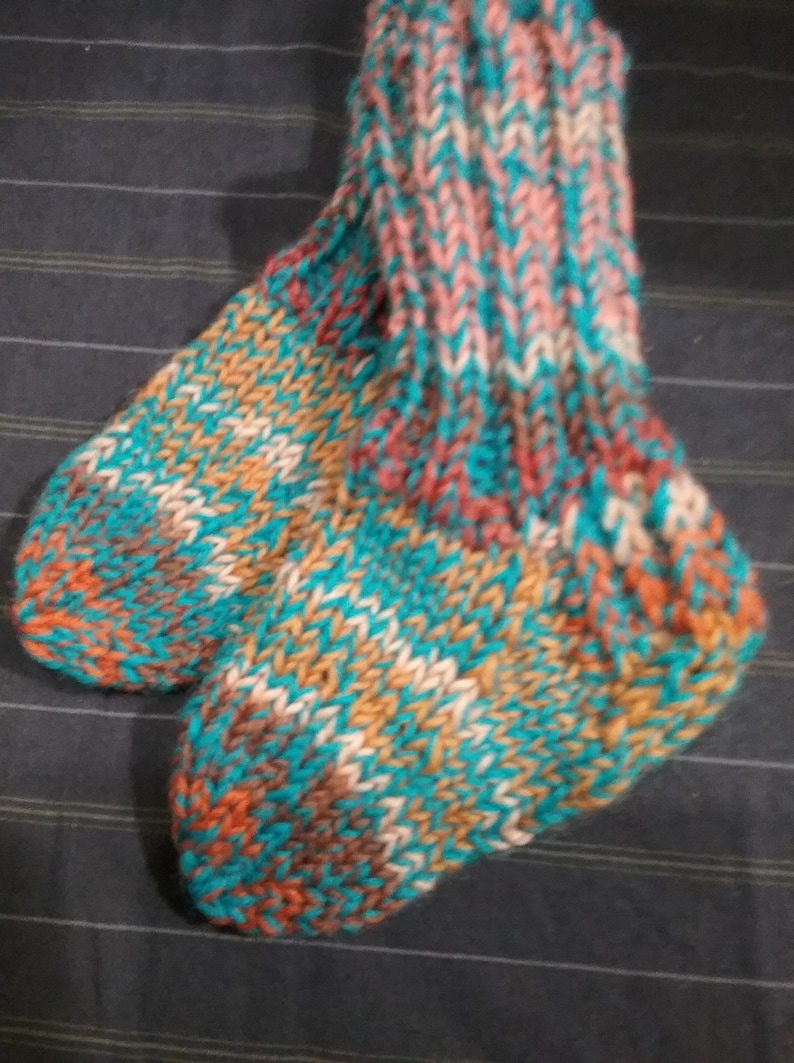 handmade from sock wool Baby Warm socks Kids other