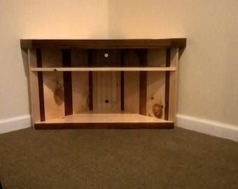 custom corner entertainment stand - Tv Stands Corner