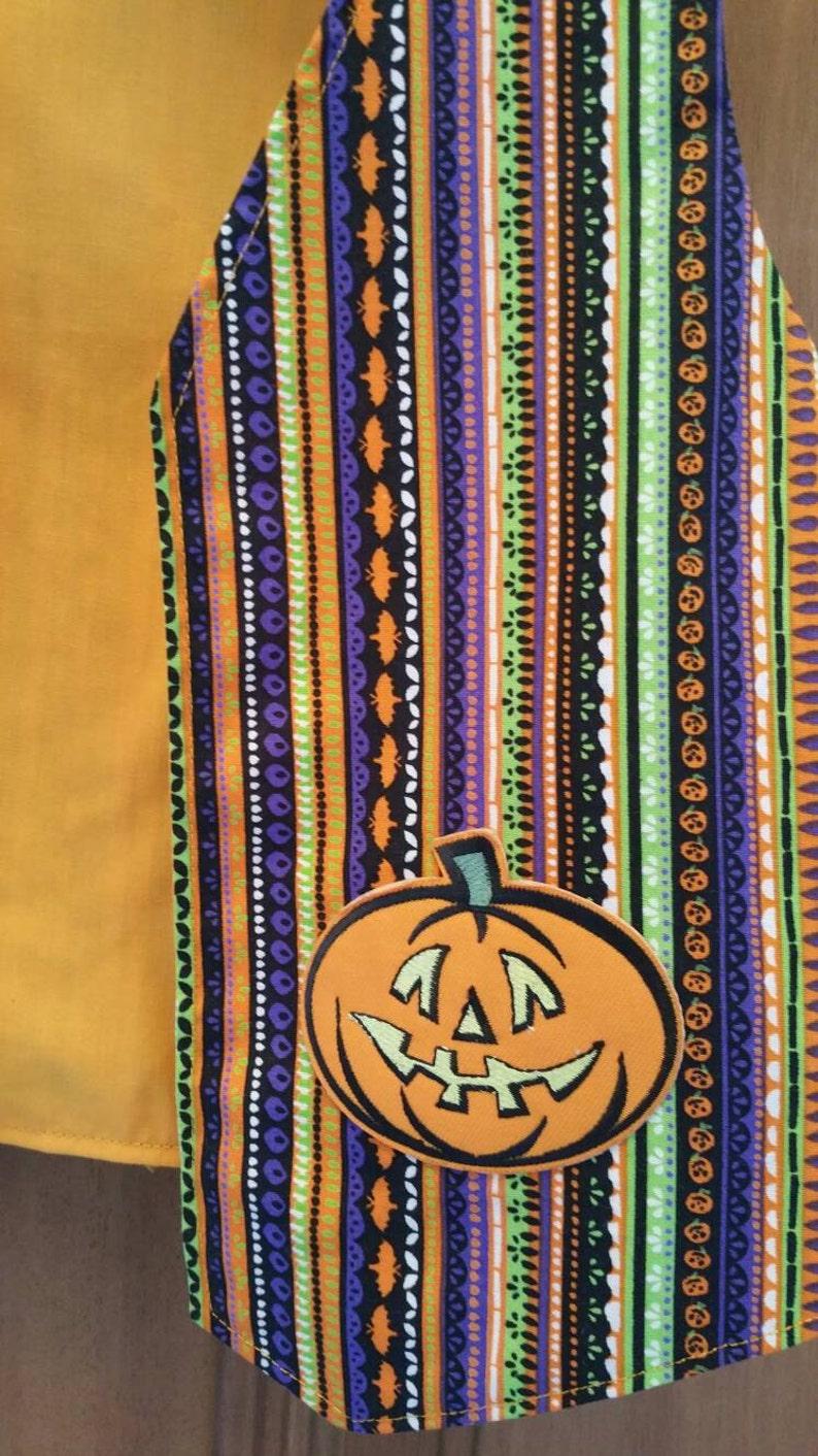 Frightfully Fun Halloween Vest