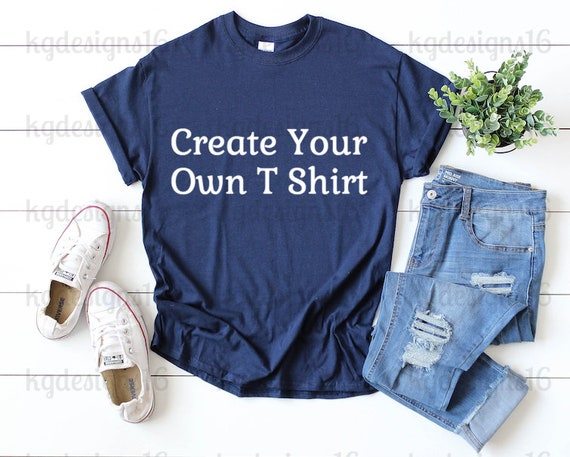 Create Your Own Custom Shirt-Unisex T Shirt-Family Shirt-Gildan Unisex T Shirt-Family Vacation Matching Shirts