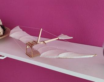 Leonardo Da Vinci Inspired Glider