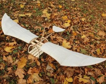 Leonardo Da Vinci Inspired Glider (double size)