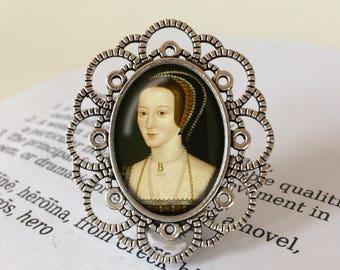 8f0a85f998 Anne Boleyn Brooch -Wives of Henry VIII Jewelry