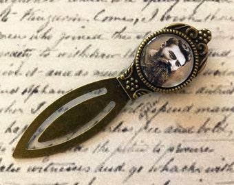Ned Kelly Bookmark - Ned Kelly Gift, Australian Bookmark, Australian Gift, Bushranger Bookmark, Such is Life Bookmark, Outlaw Bookmark