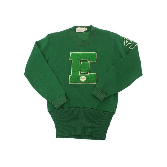 Vintage 1940's Varsity Letterman Sweater