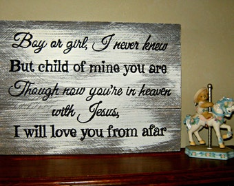 Miscarriage Quote Etsy