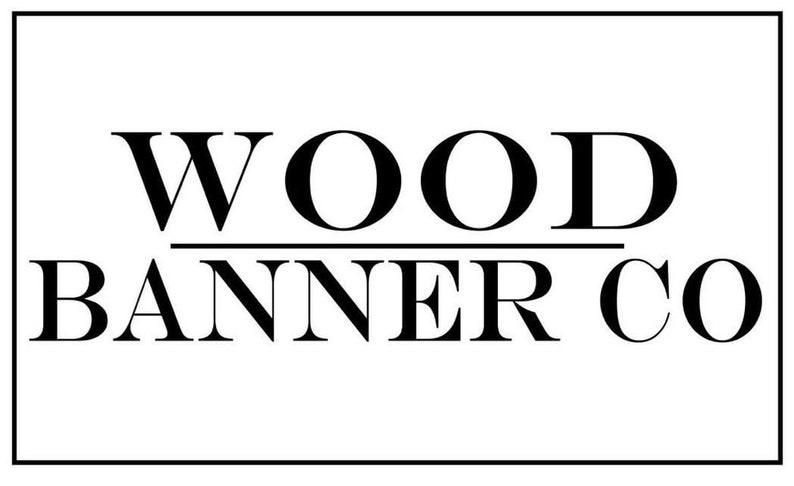 Wholesale Wood Banners, Wholesale Farmhouse Decor , Wholesale Banners ,  Wholesale Decor