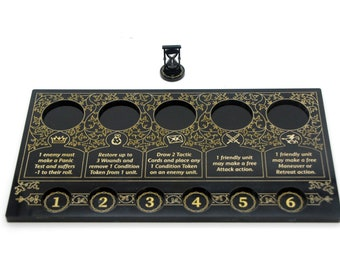 Tactical Tray Compatible with Ice and Fire Song