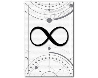 Infinity, Math Poster
