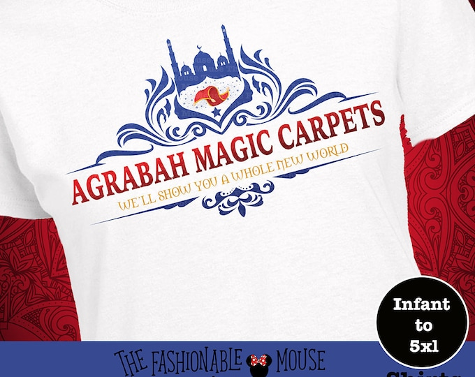 Aladdin Shirt, Disney Ride Shirt, Jasmine Shirt, Magic Carpet Shirt, Agrabah Shirt, Funny Disney Shirt, A Whole New World Shirt