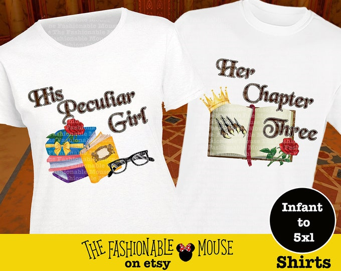 Beauty And The Beast Couples Shirts, Disney Couples Shirts, Beauty And The Beast Shirt
