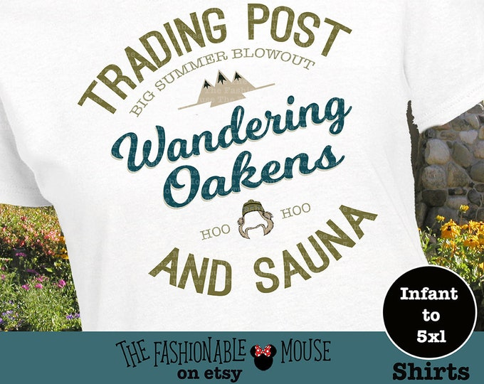 Wandering Oakens Shirt, Disney Frozen Shirt, Frozen Oaken Shirt, Frozen Shirt, Funny Disney Shirt, Yoo Hoo Shirt, Disney Summer Shirt