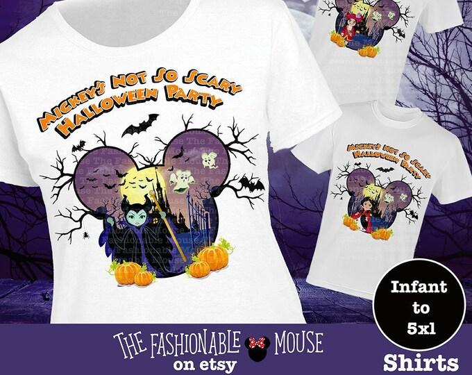 Disney Halloween Shirt, Disney Villain Shirt, Disney Villain, Disney Halloween Family Shirt, Ursula Shirt, Captain Hook Shirt
