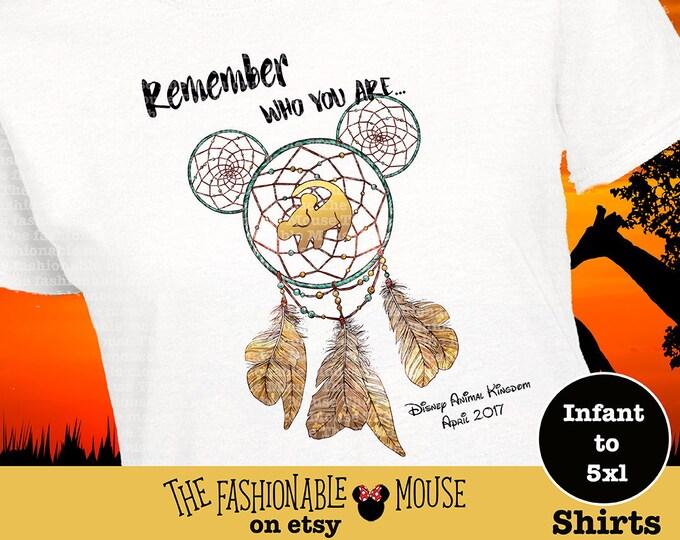 Lion King Shirt, Disney Animal Kingdom Shirt