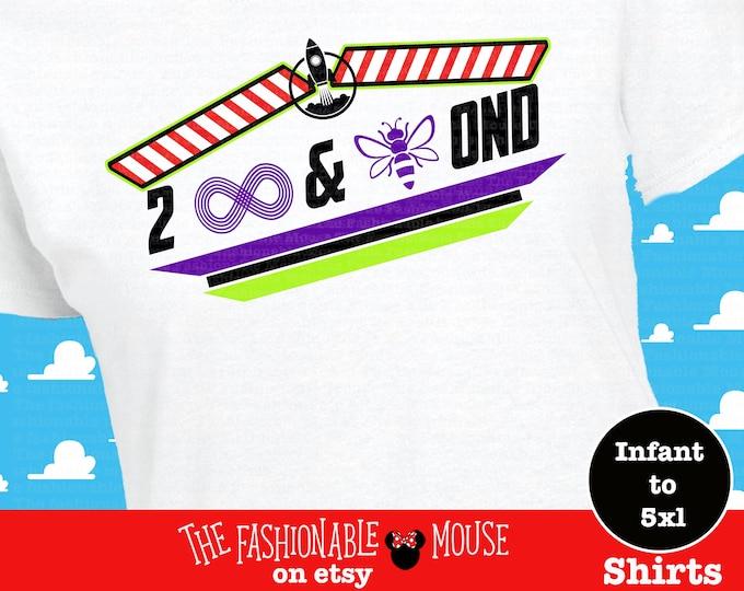 Disney Buzz Light Year Shirt, Disney Toy Story Shirt, To Infinity And Beyond Shirt,