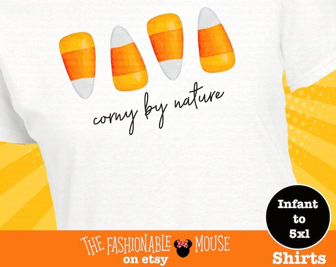 Candy Corn Shirt, Funny Halloween Shirt, Trick Or Treat Shirt,