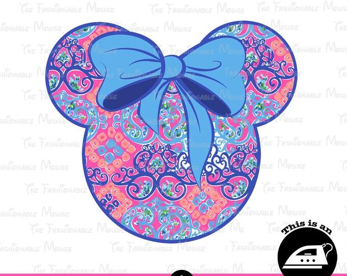 Disney Lily Design, Disney Floral Design,