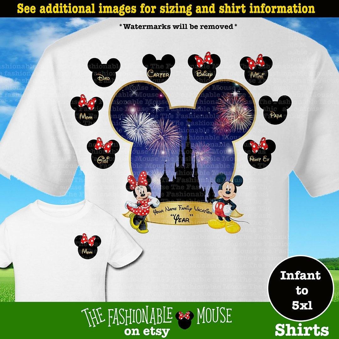 Disney Family Shirt Family Disney Shirt Disney Group Shirt Disney