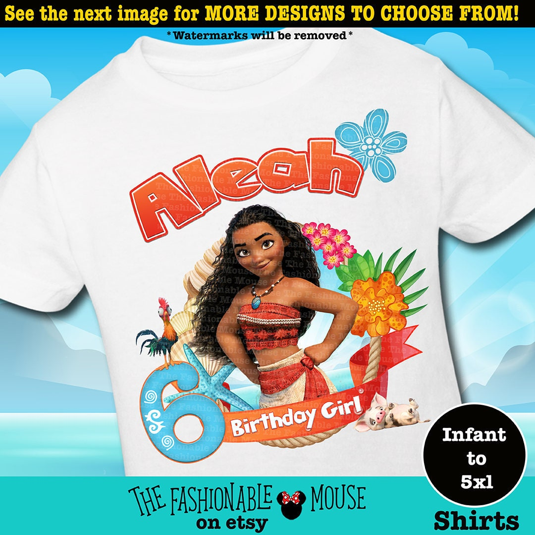 464e5f0b Moana Birthday Shirts, Moana Family Birthday Shirts, Moana Bday Shirt, Moana  Shirt, Moana Tank, Maui Shirt, Maui Tank, Moana Family Shirts