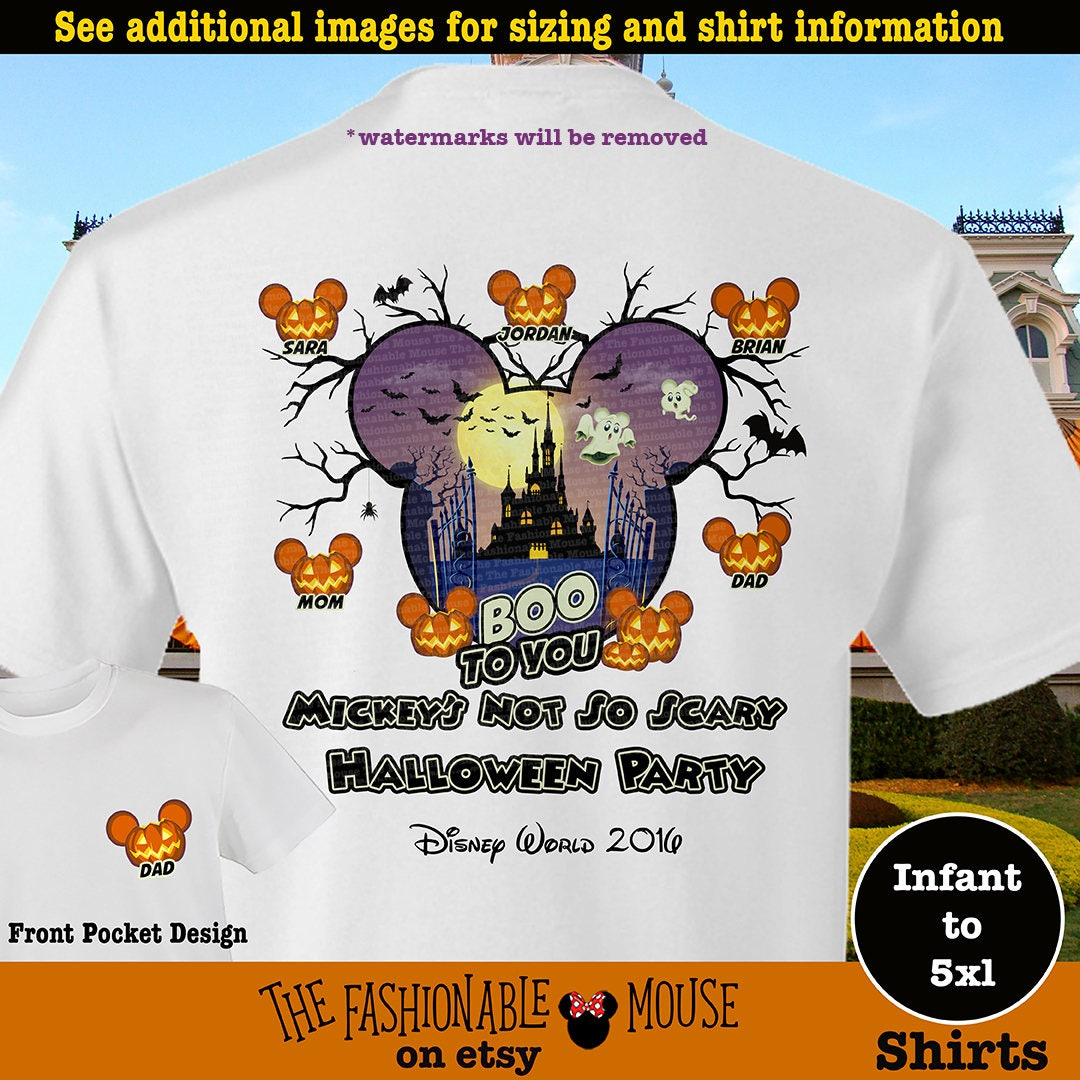 mnsshp shirt disney halloween castle shirt disney family halloween tees boo to you tank disney halloween tank mickey pumpkin shirt