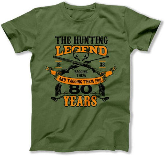 80th Birthday Gift Ideas For Him Outdoorsman Grandpa