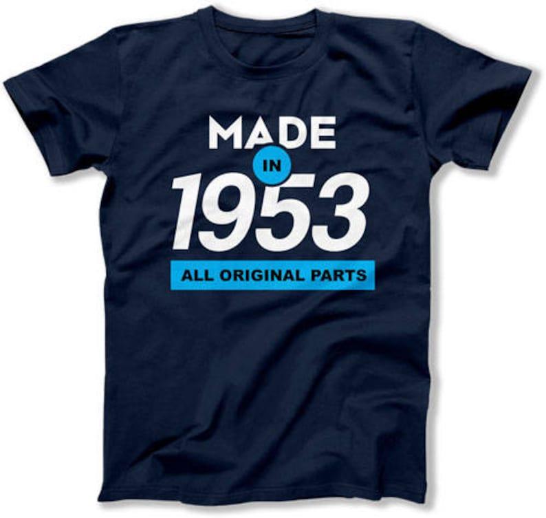 Funny Birthday T Shirt 65th Gift Ideas