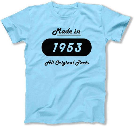 Funny Birthday T Shirt 65th Gift Ideas For Her Custom