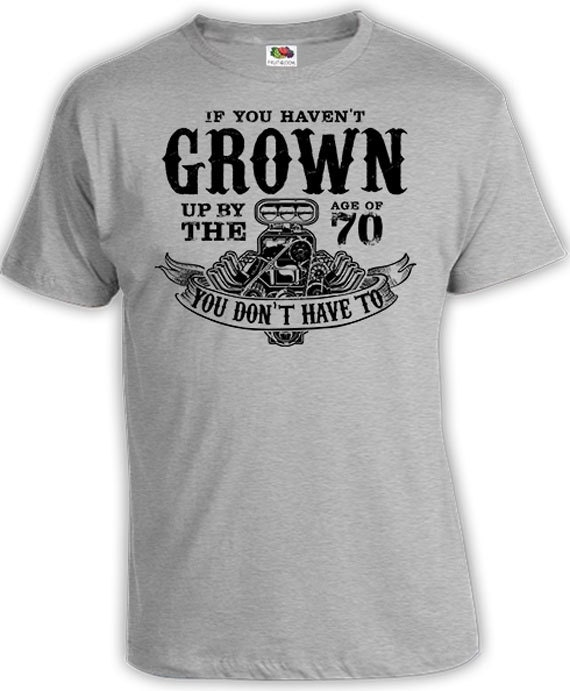 70th Birthday Shirt For Him Gift Ideas Men