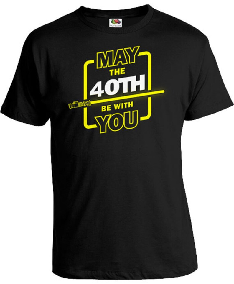 40th Birthday Shirt Geek Gifts Bday For Men Nerd T