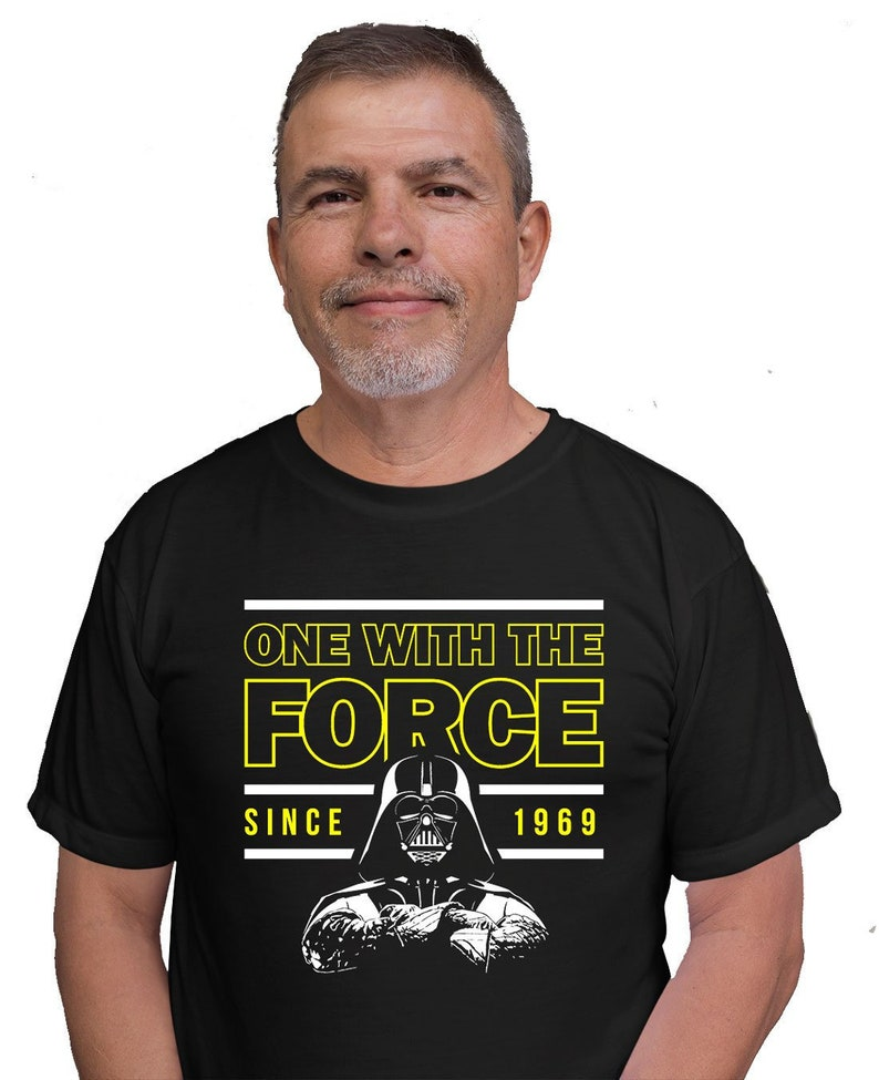 50th Birthday T Shirt Movie Fan Bday Gift Ideas Nerd Shirts