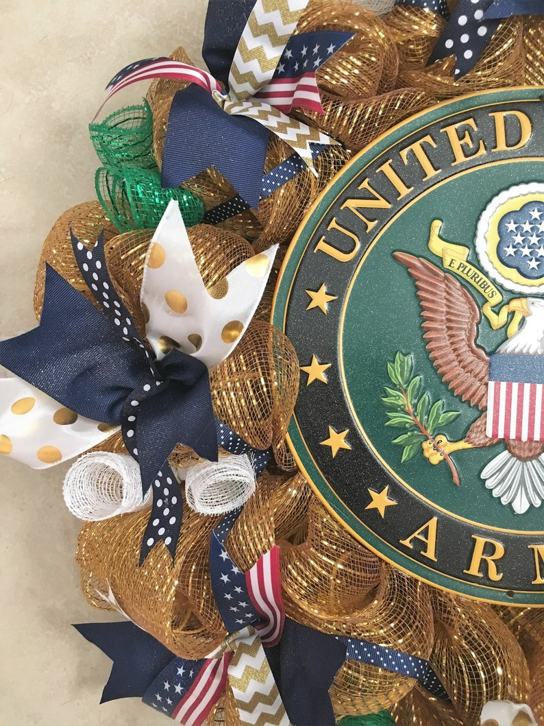 Army Wreath