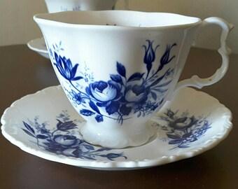 Royal Albert Connoisseur teacup and saucer